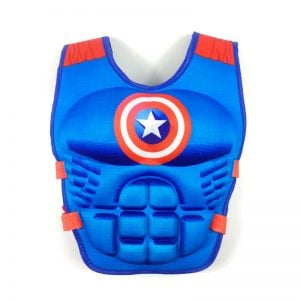 Captain America life jacket
