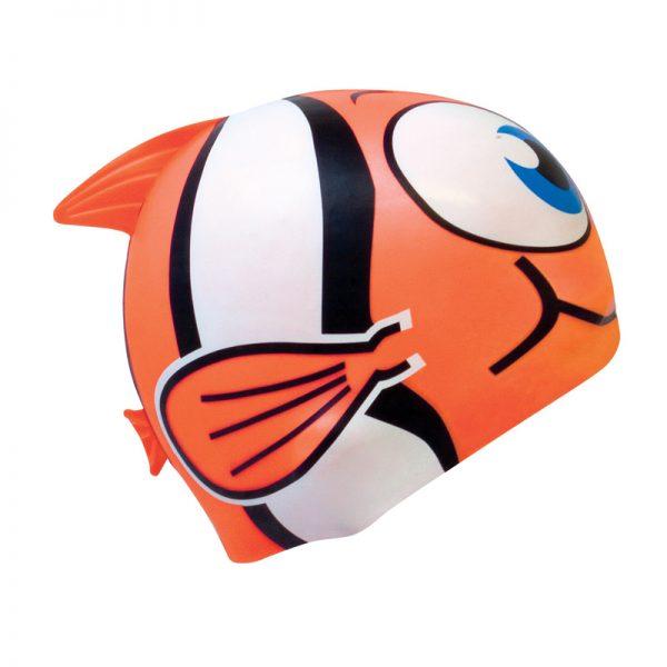 Silicone Character swim cap