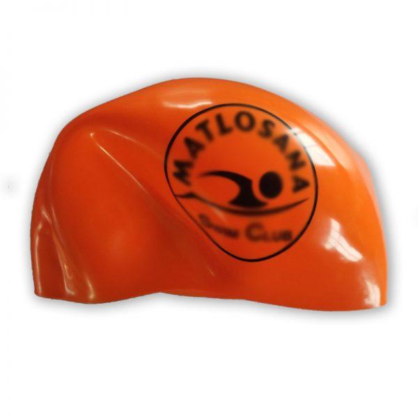 competition swim cap