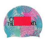 full printing swim cap