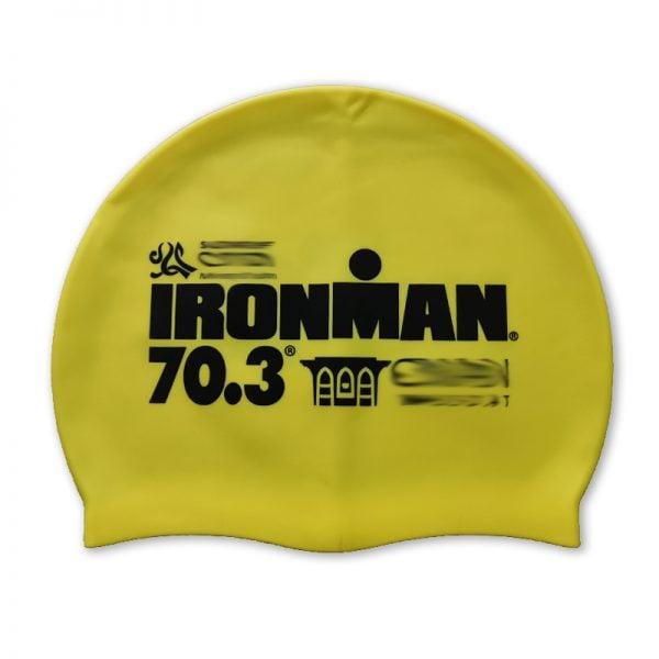 print swimming cap