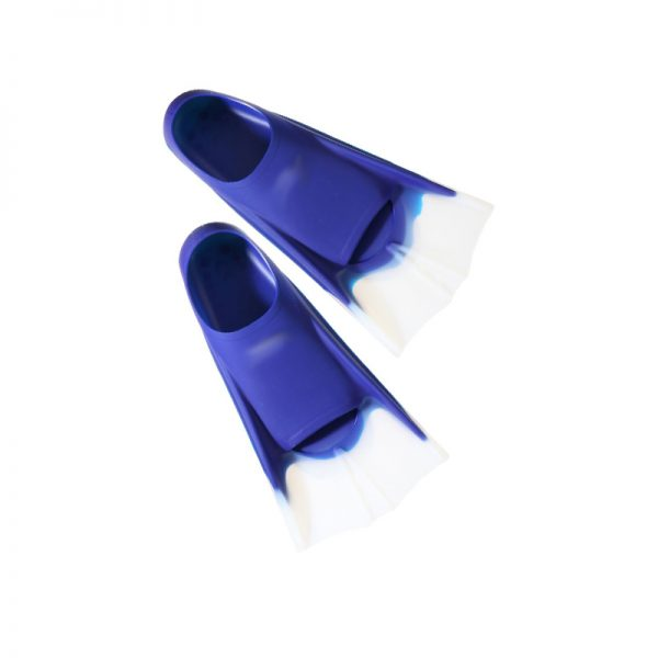 silicone training fins