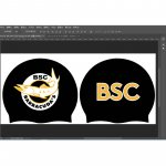 design your swim cap